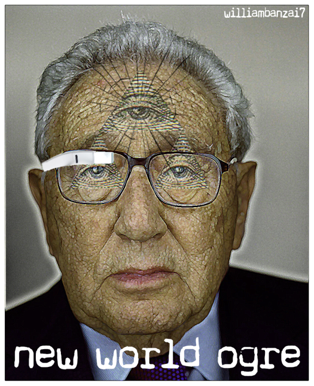 Kissinger new world ogre